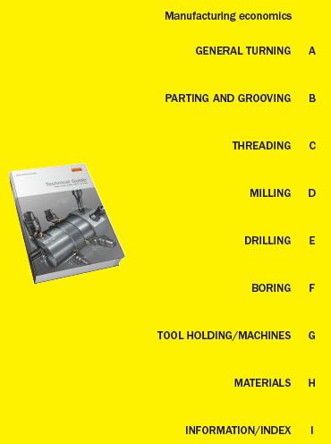 TOC Sandvik technical guide
