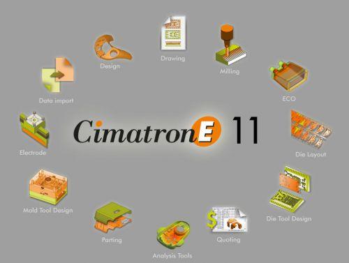 Cimatron E11